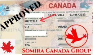 Мультивиза в Канаду на 10 лет